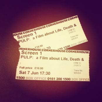 Cornerhouse show the best independent films!