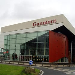 Gaumont Multiplexe - Angers, France. Multiplexe Gaumont Angers