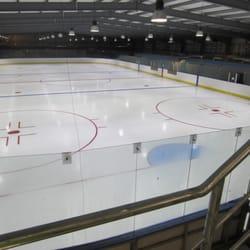 Silver Blades Ice Rink, Widnes, Halton