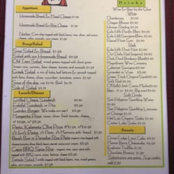 Pacific Blues - Delicious vegetarian menu and WINE list. - Bandon, OR, Vereinigte Staaten