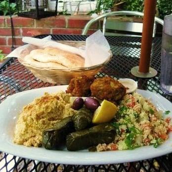 Kasbah Garden Cafe New Haven Hours