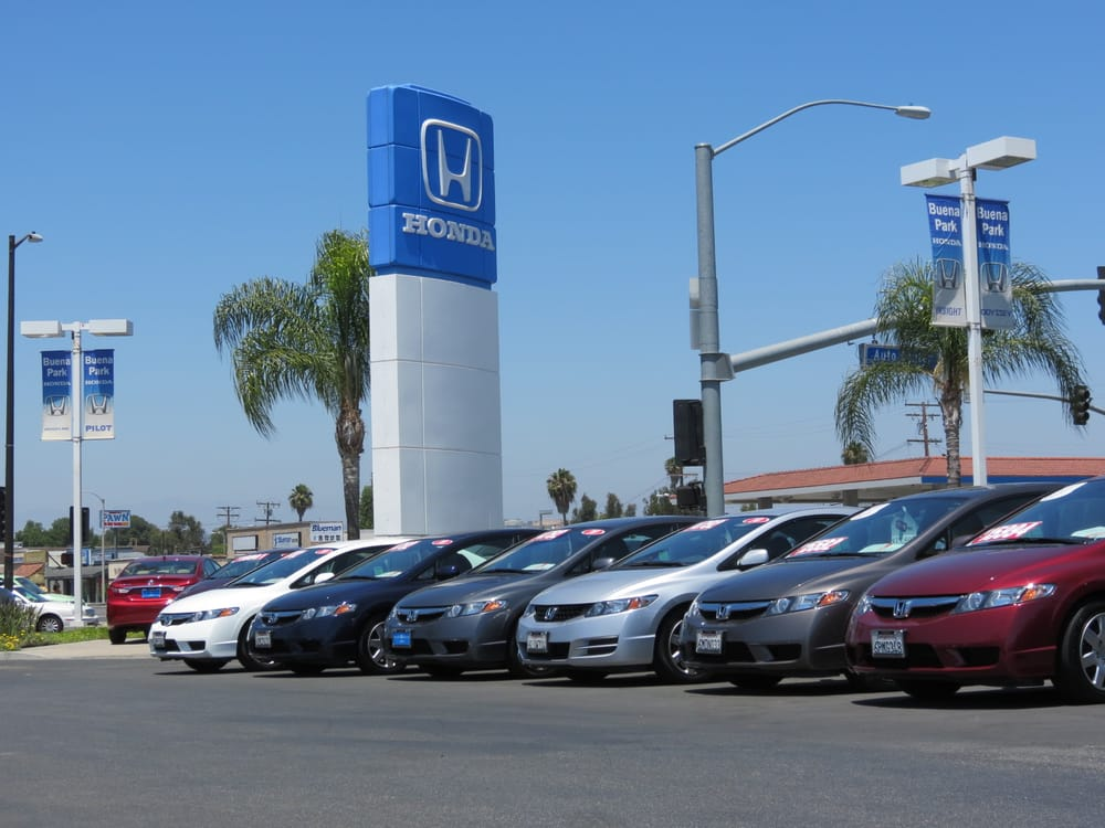buena park honda 108 photos car dealers buena park