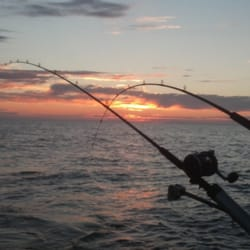 Rv charters algoma wi yelp for Algoma fishing charters
