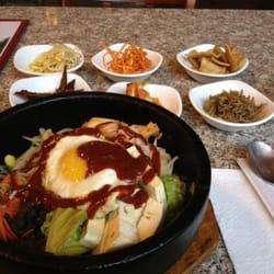 NaRa Korean Grill logo