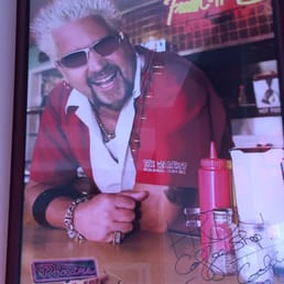 HRD - San Francisco, CA, États-Unis. Pic from Diners Drive Ins & Dives