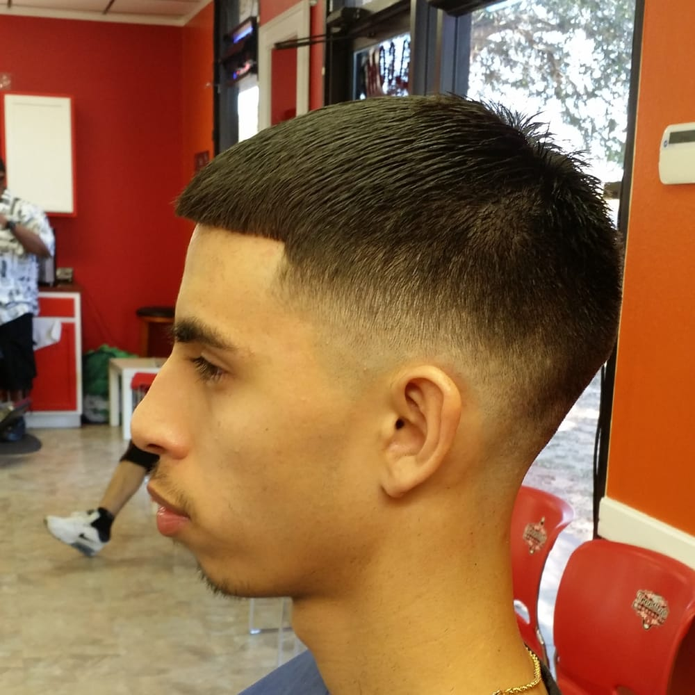 Excellent Photo Of Finley39s Barber Shop  Austin TX United States Before