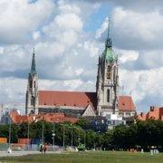 Paulskirche, München, Bayern