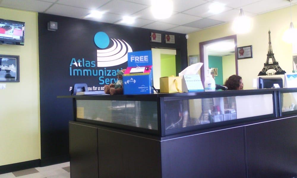 atlas immunization services excursion 7633 50 street edmonton ab canada avis photos. Black Bedroom Furniture Sets. Home Design Ideas