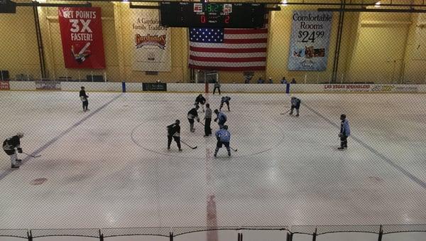 Fiesta casino ice skating 11