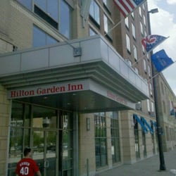 Hilton Garden Inn Cleveland Downtown Hotels Gateway District Cleveland Oh Reviews