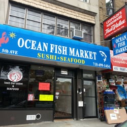 ocean fish market moved park slope brooklyn ny yelp
