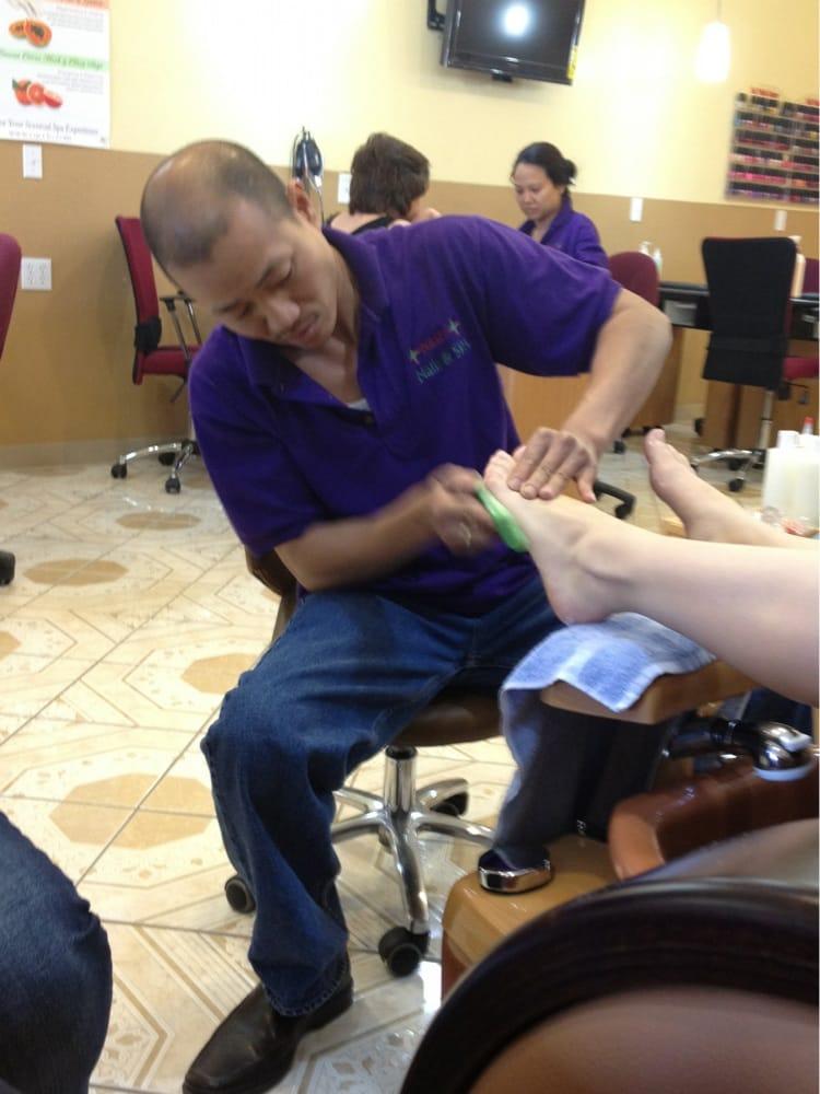 Nikki s nail spa nail salons el paso tx yelp for Nikki o salon lagos