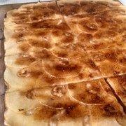 Dessert tart - pommes in fire (well on…
