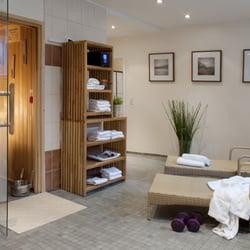 Wellness Sauna Bereich