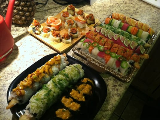 Aquarius fish co seafood markets salt lake city ut yelp for Where to buy sushi grade fish near me