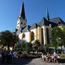 St. Laurentiuskirche, Bad Neuenahr-Ahrweiler, Rheinland-Pfalz