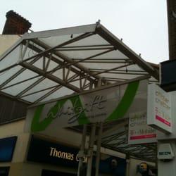 Whitgift Shopping Centre, Croydon, London