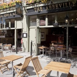 The Abbeville Pub, London, UK