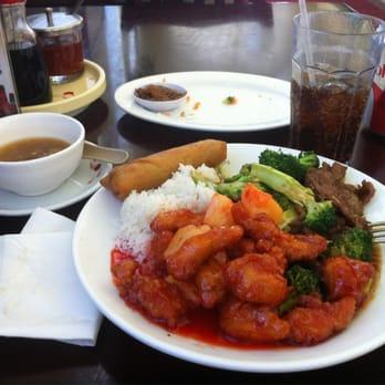 Asian rose santa cruz menu