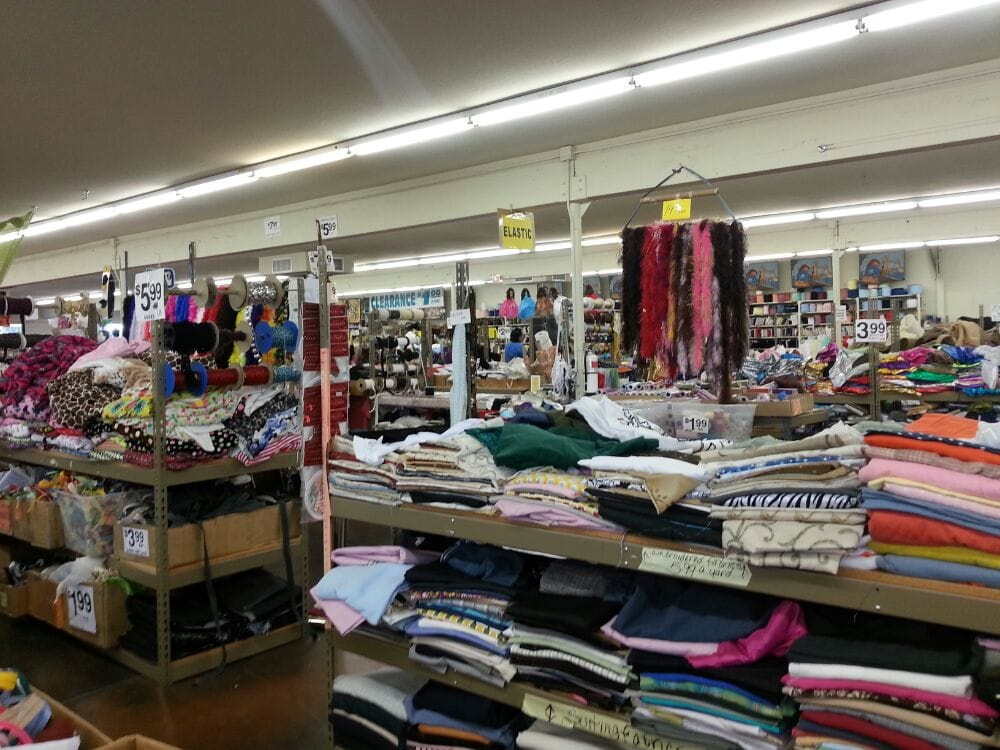 Sas fabrics 14 photos fabric stores phoenix az for Fabric sellers