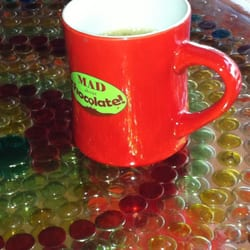 Mad About Chocolate - Williamsburg, VA, États-Unis. Free refills