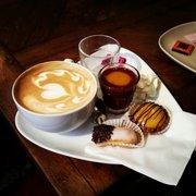 Café gourmand du jour