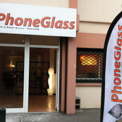 Phone Glass, Toulouse