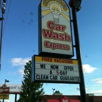 Einstein s car wash closed spokane valley wa yelp