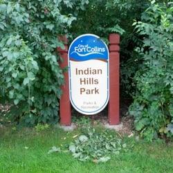 Indian Hills Park logo