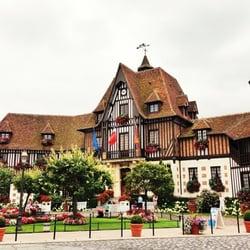 Centre Ville De Deauville, Deauville, Calvados, France