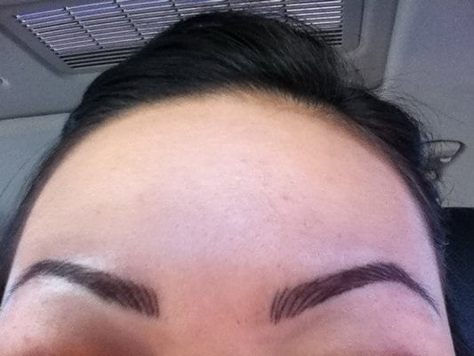 3d eyebrows yelp for Natural eyebrow tattoo