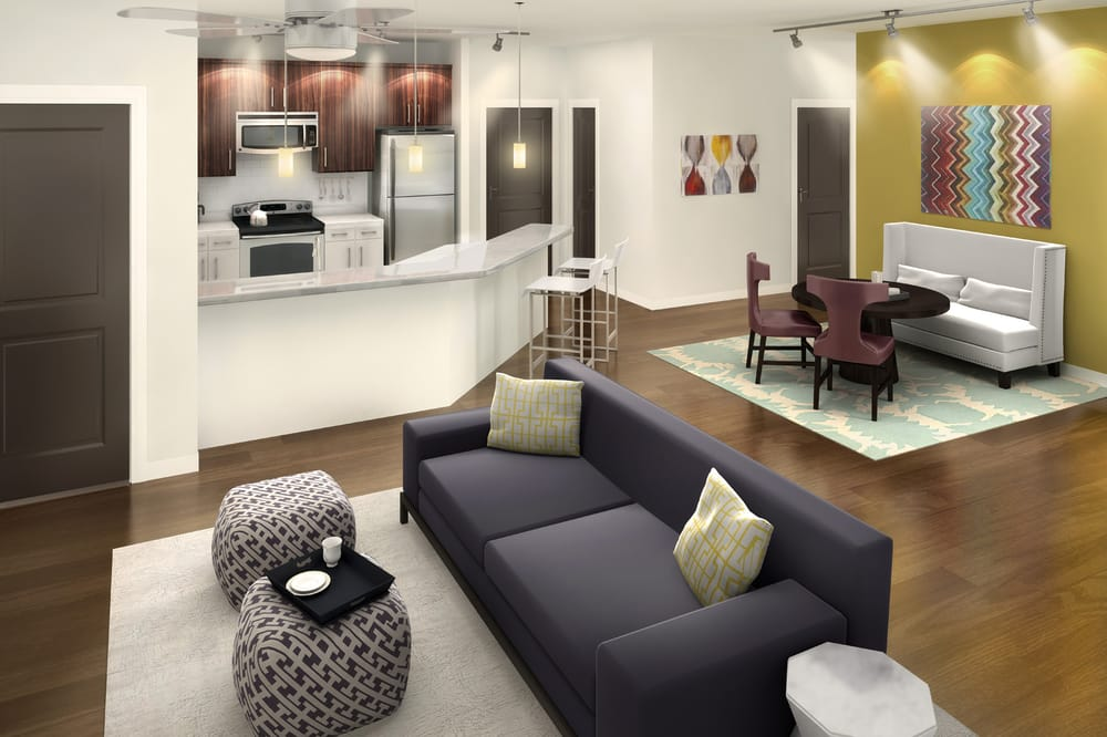 SteelHouse Orlando Apartments Now Leasing 1 & 2 Bedroom