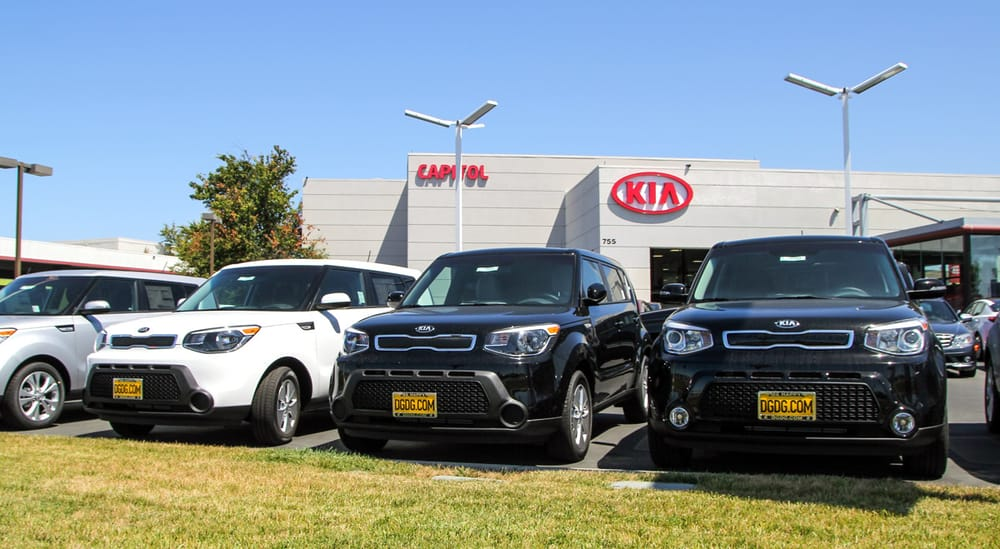 Capitol kia 44 photos car dealers willow glen san Kia motor dealers