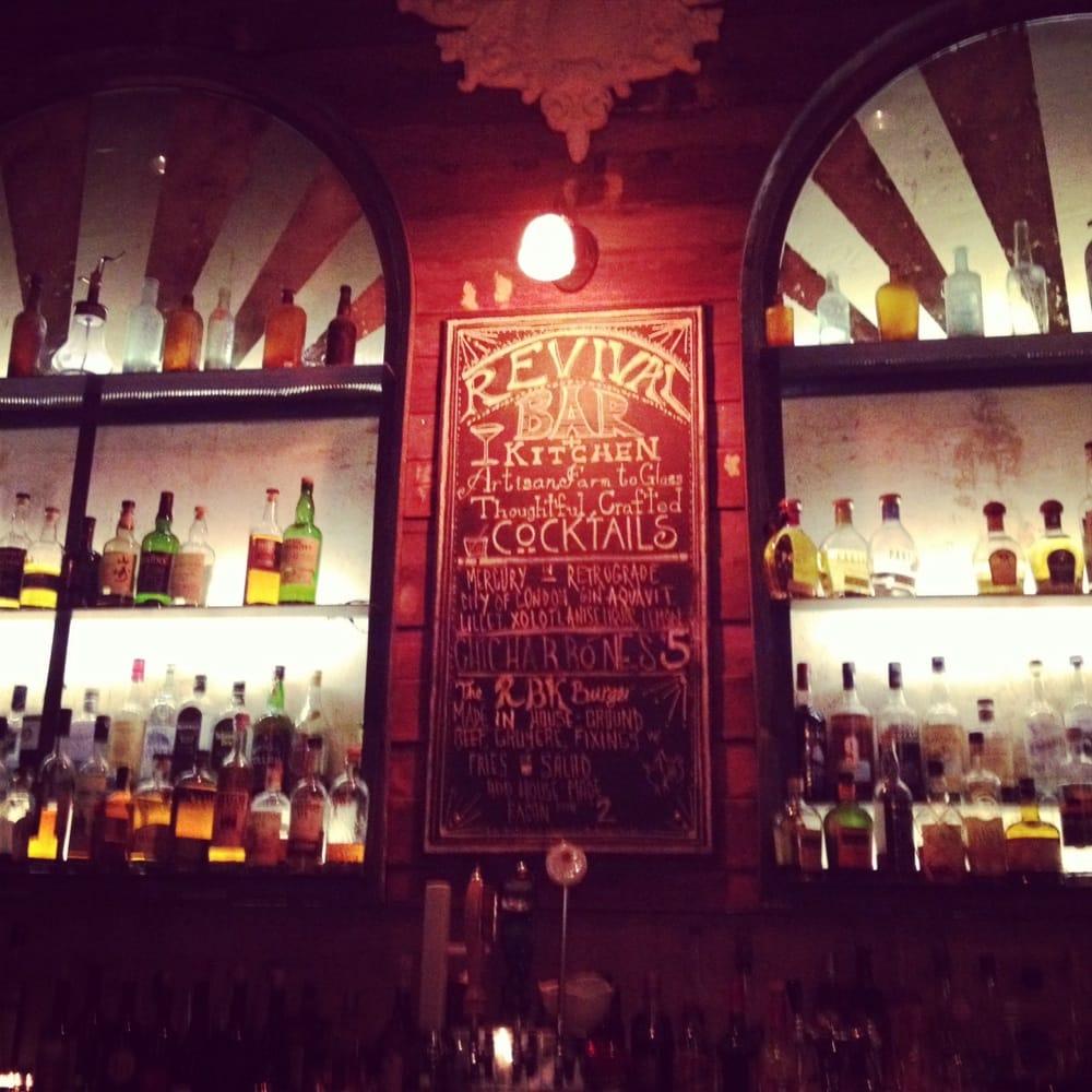 Public Kitchen Bar Yelp: Revival Bar & Kitchen