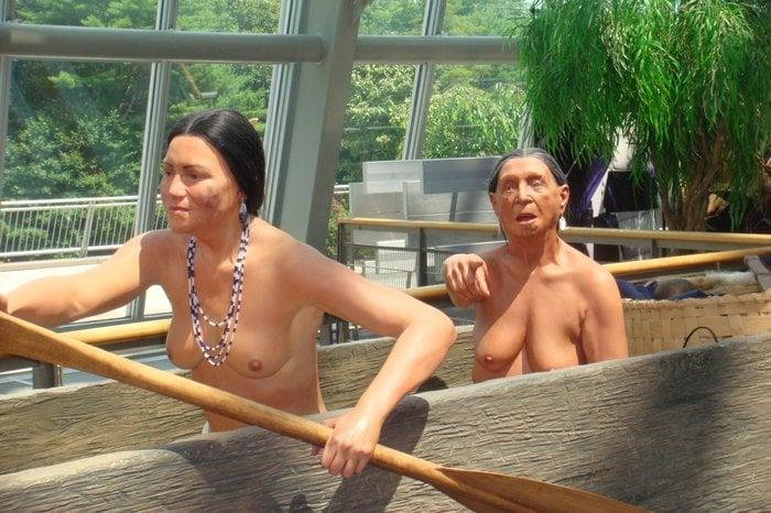 Mashantucket Pequot Museum Mashantucket Pequot Museum