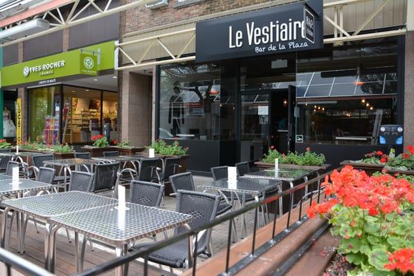 Bar Le Vestiaire