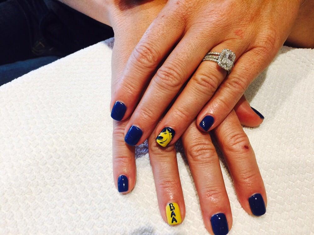 Nyc Marathon Nails Boston Marathon 2015 Nails