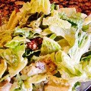 Times Square Pizzeria - Best Cesar salad ever. - Phoenix, AZ, Vereinigte Staaten