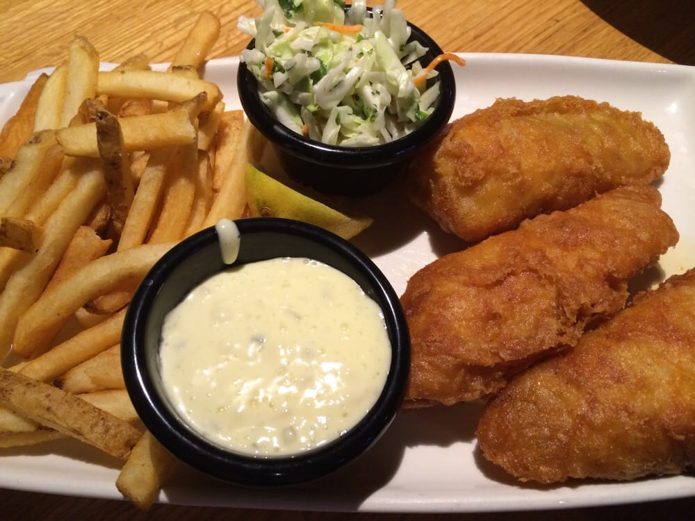 Applebee s sports bars milpitas ca reviews photos for Applebee s fish and chips