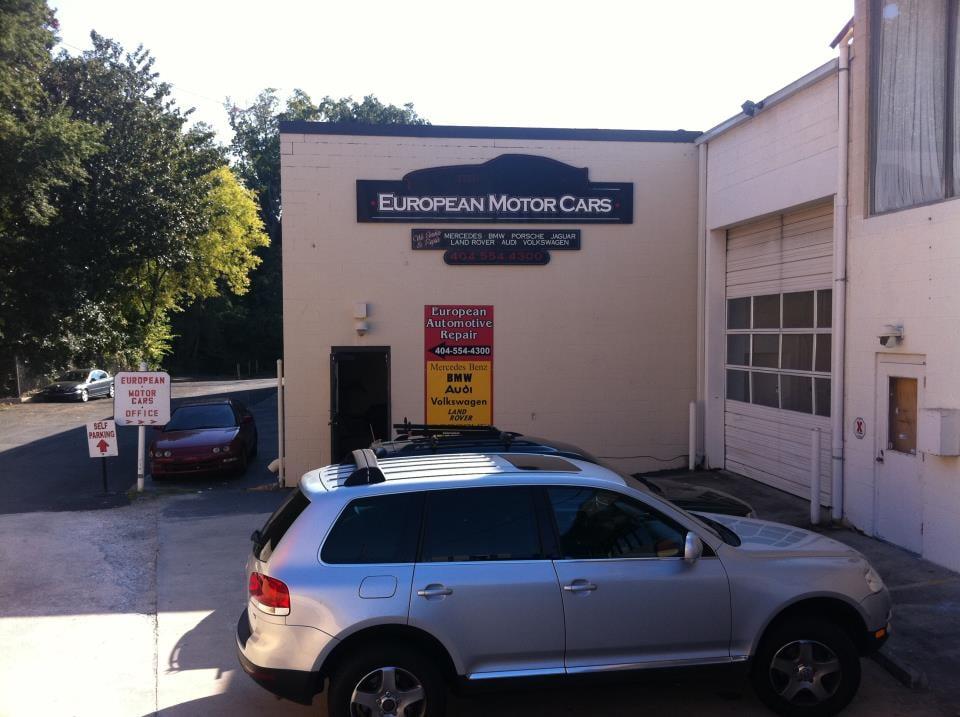 European Motor Cars Auto Repair Buckhead Atlanta Ga