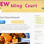 New Ming Court Chinese Restaurant