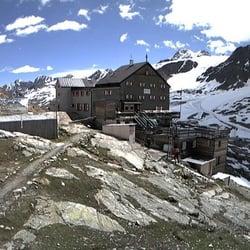 Schutzhaus Schöne Aussicht - Rifugio…