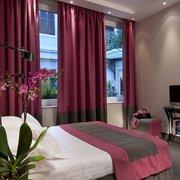 Hotel Alpi, Roma