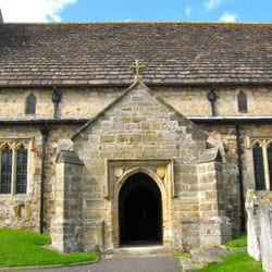 Parish Church of St Andrew & St Mary the Virgin, Uckfield, East Sussex