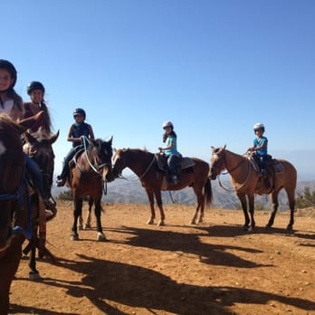 Talking Horse Riding Stables - Great day at Talking Horse Riding Stables - Corona, CA, United States