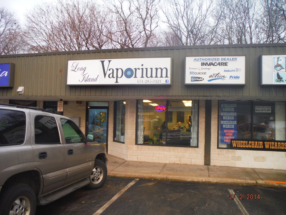 Ronkonkoma (NY) United States  City new picture : Long Island Vaporium Lake Ronkonkoma, NY, United States
