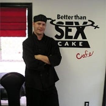better than sex cafe
