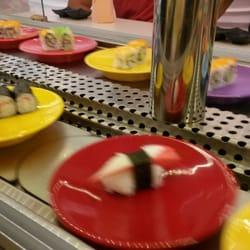 Bestes Running Sushi!