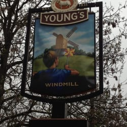 The Windmill on the Common, London