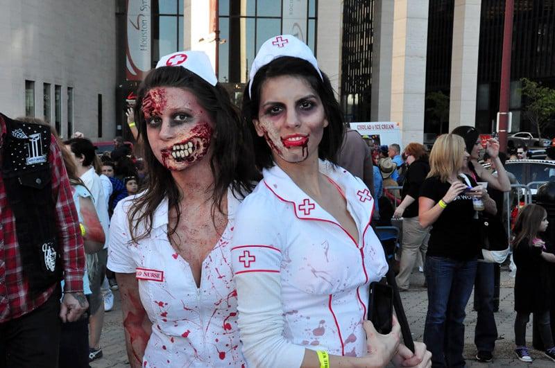 Atlanta Zombie Walk 2013 Houston Zombie Walk 2013  